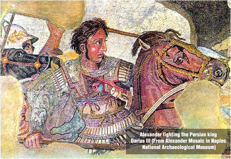 Alexander among the philosophers - The Friday Times | ancient world civilization | Scoop.it