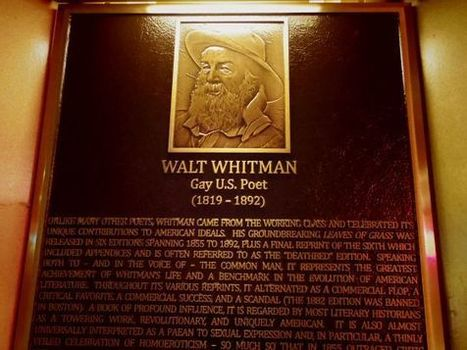 Legacy Project LGBT history plaques dedicated - Windy City Times | Antiques | Scoop.it