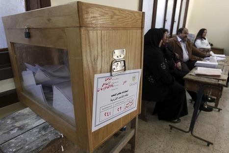 Egypte: La loi électorale adoptée - législatives en vue | Égypt-actus | Scoop.it