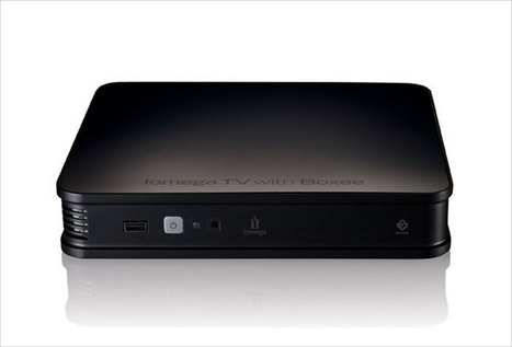 boxee iomega tv - Carl_Smith | Twaango.com | DLNA - It's coming to a living room near you! | Scoop.it