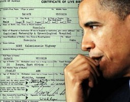 "obama - Biggest FRAUD in US History! - Law men and elected officials ""SHOCKED"" by new evidence. Obama Birth credentials fraudulently and criminally fabricated! 
