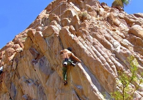 Exploring the Top Rock Climbing Places in India for Adventure | AdventureIndiaGroup | Scoop.it