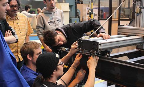Ouverture du FabLab Plateforme C   Fab Lab à l'université   Scoop.it