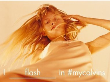 This Calvin Klein ad that features an upskirt photo is spurring outrage | Hosiery & Lingerie | Scoop.it