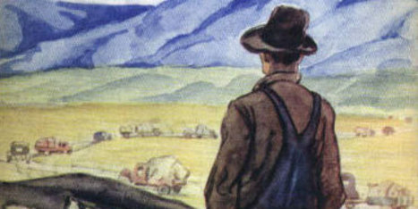 On The Timelessness Of 'The Grapes Of Wrath' | Google Lit Trips: Reading About Reading | Scoop.it