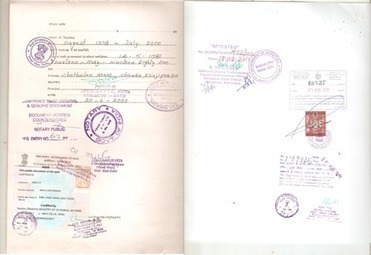 Birth Certificate Attestation For UAE | Apostille Services in India | Apostille Certification | Scoop.it