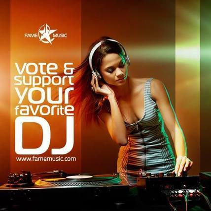 Make your Favorite DJ win the Fame Music DJ Contest | Online Music Contests, Events, Videos, DJ, Charts & More | Scoop.it