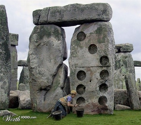 Archaeological Anomalies 6 - Worth1000 Contests   Educacion, ecologia y TIC   Scoop.it
