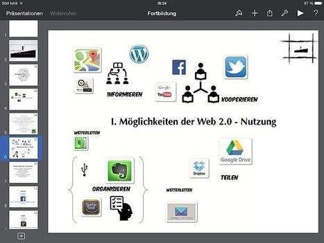 Praxisbeispiel: Kollegiale Fortbildung | iPad Sekundarschule | Scoop.it