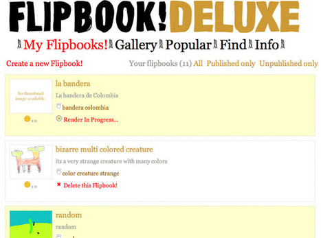 Benettonplay! Flipbook! - Info | Art! | Scoop.it