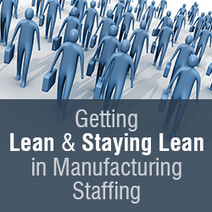 Lean in Manufacturing Staffing | Small Biz Resources | Louis Flory | lean manufacturing | Scoop.it