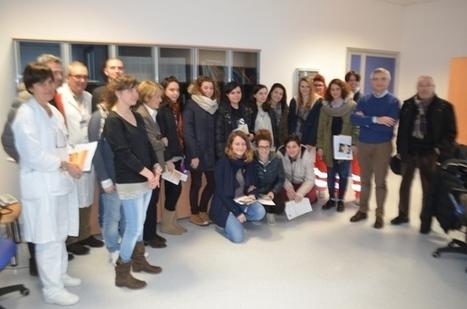 Gli studenti si avvicinano alla donazione del sangue ... - Gonews.it | Avis donatori sangue | Scoop.it