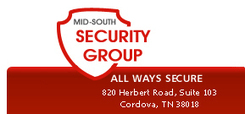 :: Welcome to MID-SOUTH Security Systems :: | Mid South Security Group, LLC | Scoop.it