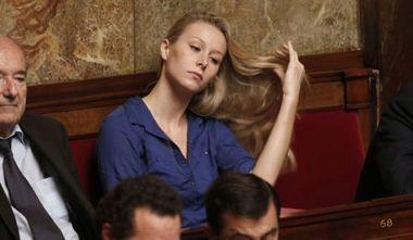 La petite-bourgeoise Marion Maréchal Le Pen méprise les travailleurs qui luttent - le Blog d'Alexis Corbière | CHSCT DEVOTEAM | Scoop.it