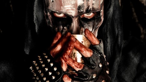 This is the new book every black metal fan should read | Underground Art | Scoop.it