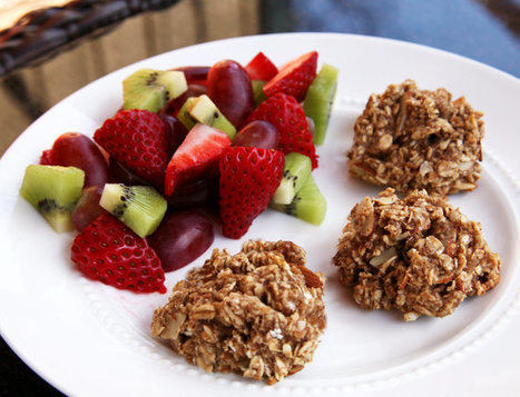 Satisfy Your Sweet Tooth With These Banana Oatmeal Breakfast Cookies | Healthy Living Lifestyle | Scoop.it