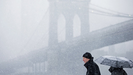 NYC Mayor de Blasio: Expect 'one of the largest snowstorms in the history of this city' | Personal Leadership Systems | Scoop.it