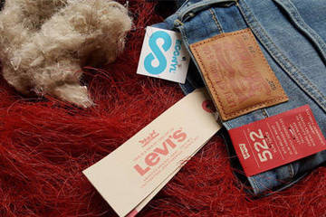 Levi Strauss uses waste nylon in sustainable jeans | Sustainability Science | Scoop.it