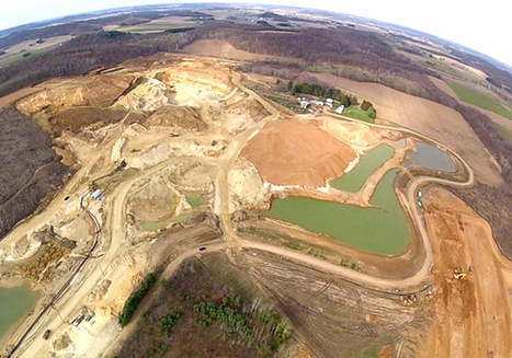 Frac-Sand Mining: Is British Columbia the Gas Industry's Next Wisconsin? | EcoWatch | Scoop.it