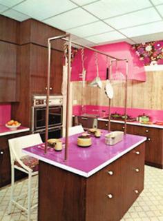 Late 1960s kitchen.   Kitsch   Scoop.it