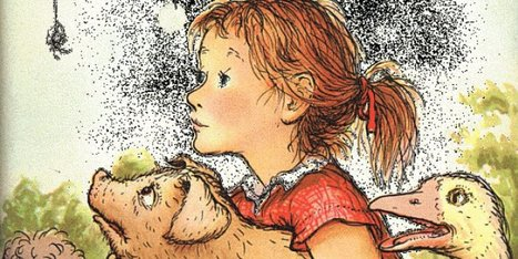 13 Passages From Children's Books That Are More Disturbing Than They First Appear | wonder books | Scoop.it