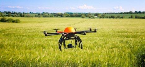 Decolla il mercato delle applicazioni agricole con i droni | | Ambiente e Territorio | Scoop.it
