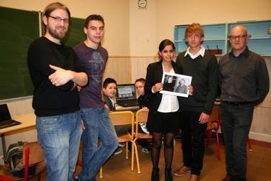Charleroi: le père du big bang en jeu vidéo à l'athénée Vauban   Innovating serious games   Scoop.it