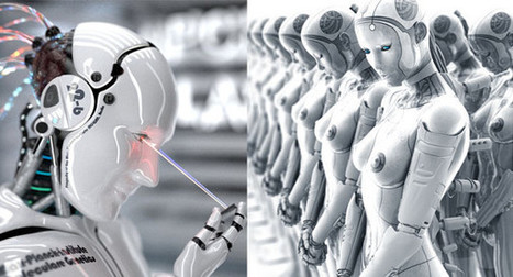 Love-'bots: future robots could become ideal lovers, experts say I #cyborgs #transhumanism | Cyborgs_Transhumanism | Scoop.it