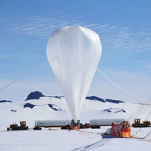 Una mongolfiera al Polo Sud alla ricerca delle prime particelle di luce | Planets, Stars, rockets and Space | Scoop.it