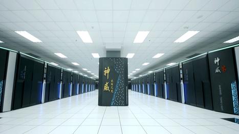 Le supercalculateurle plus puissant du monde est chinois, jusque dans ses processeurs | Technologies | Scoop.it