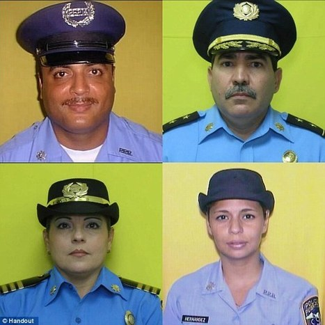 Puerto Rico cop kills commander and two colleagues | Criminal Justice in America | Scoop.it