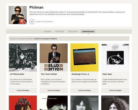Recommandation, playlists : les sites pour découvrir de nouvelles musiques | Veille professionnelle des Bibliothèques-Médiathèques de Metz | Scoop.it