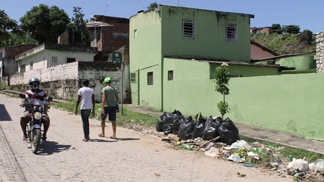 Cleaner streets may be safer streets | Territorios inteligentes (LATAm-UE) | Scoop.it
