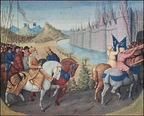 Looking Back on the Second Crusade: Some Late Twelfth-Century English Perspectives » De Re Militari | The Crusades | Scoop.it