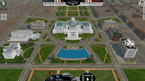 Government in Action (U.S.A.) Game for students aims to make Congress serious fun | iGeneration - 21st Century Education | Scoop.it