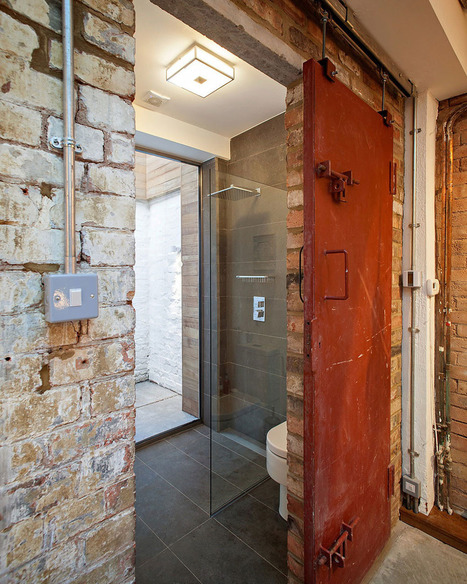 Shoreditch Warehouse Conversion by Chris Dyson | MR.GOODLIFE. - The Online Magazine for the Goodlife. | Raw and Real Interior Design | Scoop.it
