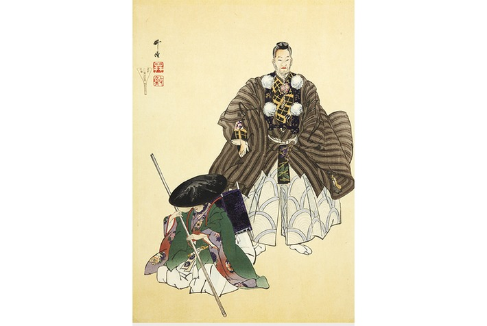 Exhibition of prints and masks of Japanese Noh Theatre on display at Phoenix Art Museum | Art Daily | Asie | Scoop.it