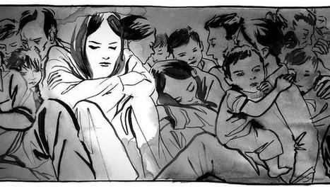 SBS's interactive graphic novel The Boat brings Vietnamese refugee experience to life | Haak's APHG | Scoop.it