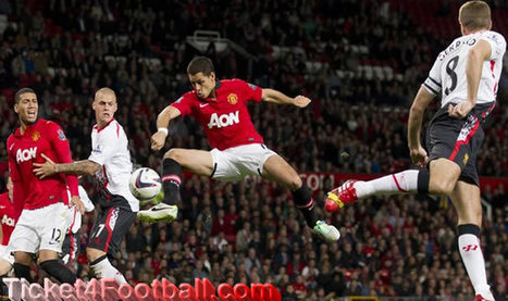 Manchester United Beat Liverpool in Capital One Cup   Football Ticket   Scoop.it