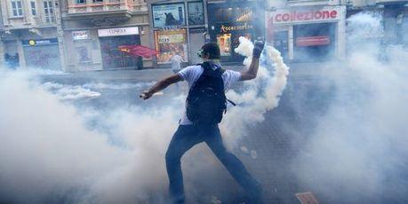 Un projet d'aménagement urbain enflamme le centre d'Istanbul | Turchia | Scoop.it