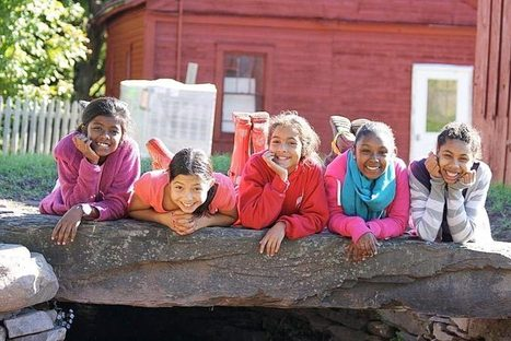 Manhattan Country School: A NYC School with a 180-Acre Classroom - Organic Connections | Healthy Living | Scoop.it
