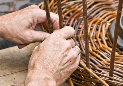 Fai da te: come realizzare un cesto di vimini | BricoService - Manutenzioni residenziali | Scoop.it