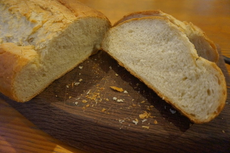 Crusty Italian Loaf Recipe - BrightSpring | BrightSpring and Delicious Food | Scoop.it