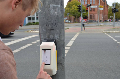 In Germany You Can Play Pong While Waiting for the Light to Change | Xposed | Scoop.it