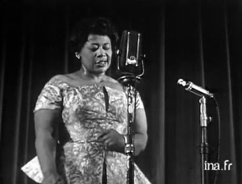 Jazz Plus Plus: Festival de Jazz de Cannes 1958: Ella Fitzgerald | Jazz Plus | Scoop.it