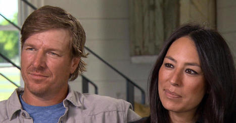 "The couple behind ""Fixer Upper"" 