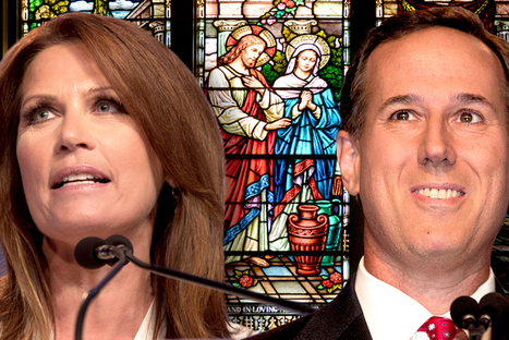 The religious right is a fraud: Nothing Christian about Michele Bachmann's values | Daily Crew | Scoop.it