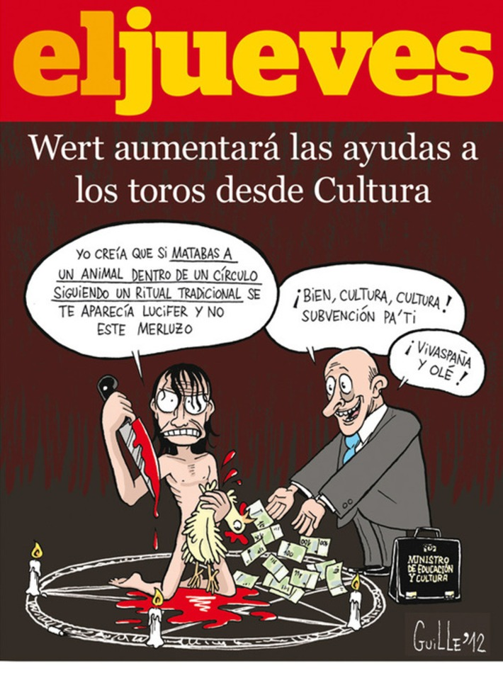 Wert arrasa la cultura | Partido Popular, una visión crítica | Scoop.it