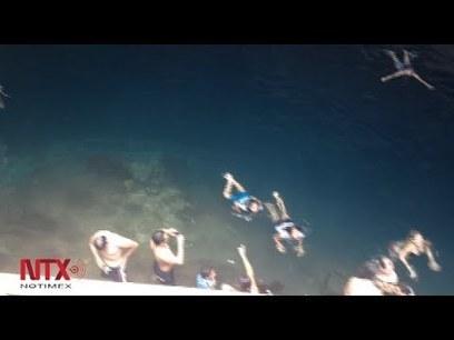 Cenote Yaxbacaltún, un atractivo natural de Yucatán para el mundo - Notimex (Suscripción) | Mayapan | Scoop.it