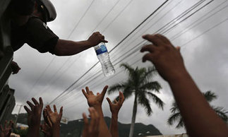 Mexico in grip of hurricane disaster - The Guardian   Natural Disasters   Scoop.it